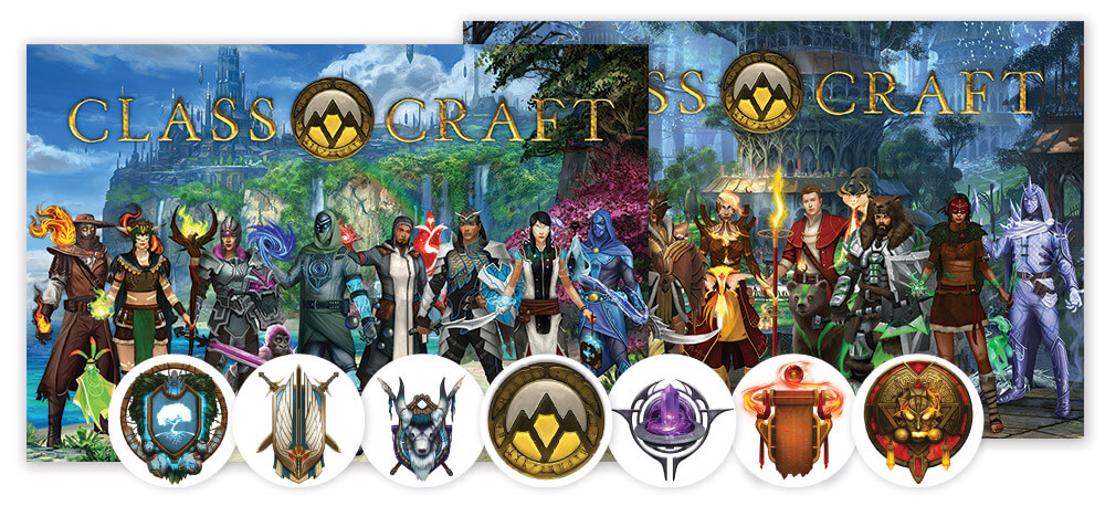 Classcraft student game page