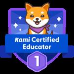 Kami Certified Educator